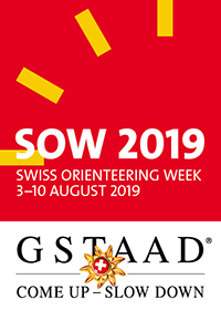 Swiss-O-Week in Gstaad